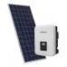 KIT PAINEL SOLAR INTELBRAS 500 KW, ON GRID 4.62 KWP